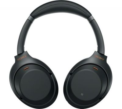 Sony WH-1000XM3 Noise Cancelling Wireless Headphones