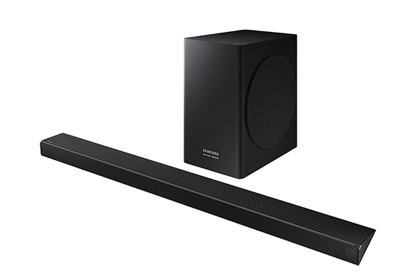 Samsung - HW-Q60R Cinematic Soundbar