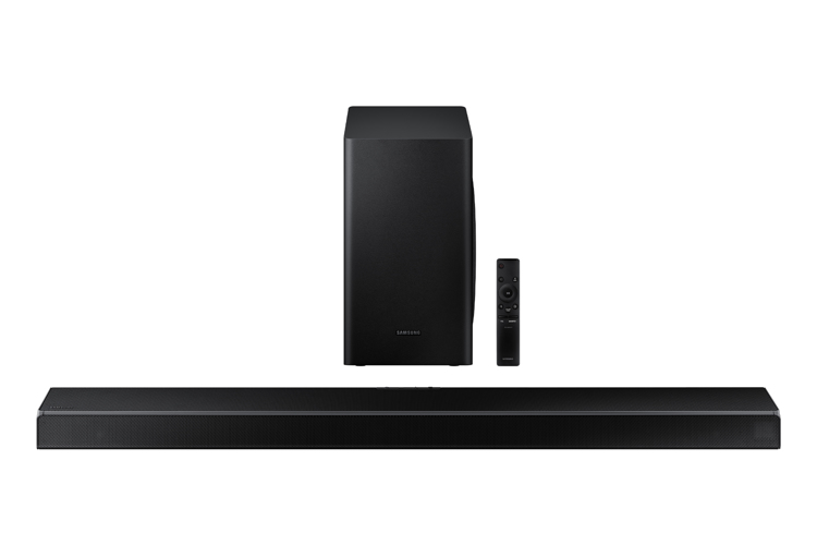 Samsung - Q60T 5.1ch Cinematic Soundbar