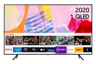 Samsung - 2020 Q60T TV