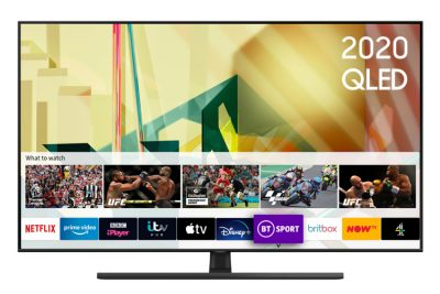 Samsung - 2020 Q70T TV