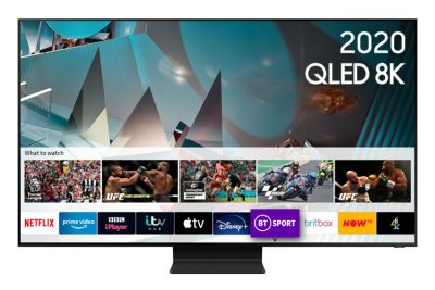 Samsung - 2020 Q800T TV