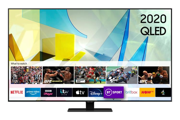 Samsung - 2020 Q80T TV