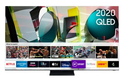 Samsung - 2020 Q950TS TV