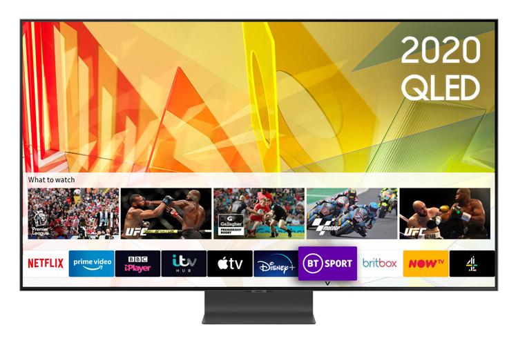 Samsung - 2020 Q95T TV