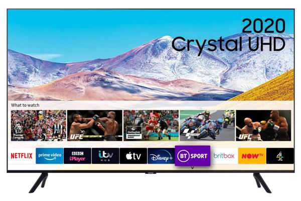 Samsung - TU8000 HDR Smart 4K TV