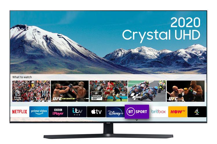 Samsung - TU8500 HDR Smart 4K TV