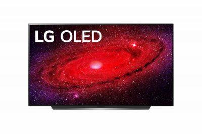 LG - CX OLED TV