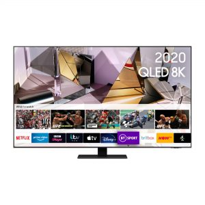 Samsung - Q700T QLED 8K Smart TV