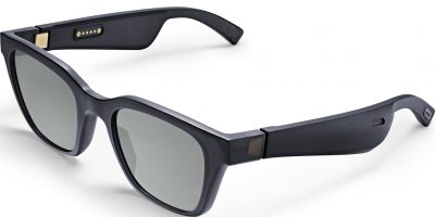 Bose Frames Alto sunglasses with Bluetooth® connectivity These Bose sunglasses are enhanced with Bose sound and have embedded miniaturised Bose electronics that produce rich, immersive sound for you while others hear practically nothing.