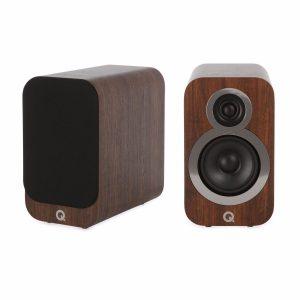 Q Acoustics - 3010i Compact Bookshelf Speakers