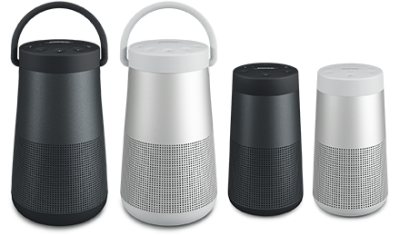 Bose - SoundLink Revolve and Revolve+ Bluetooth speakers II