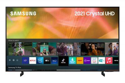 AU8000 Crystal UHD 4K HDR Smart TV