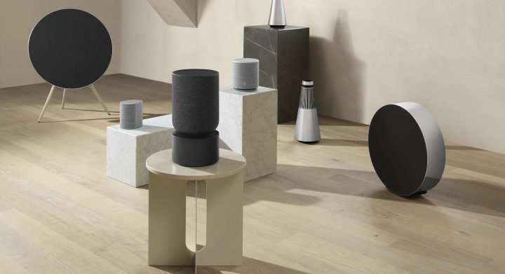 speaker from Bang & Olufsen