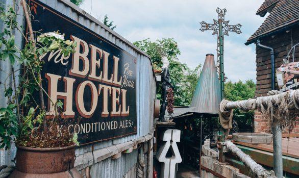 The Bell in Ticehurst
