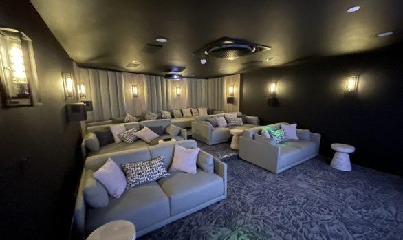 Communal Cinema Screening Room